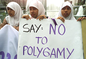 No_to_POlygamy