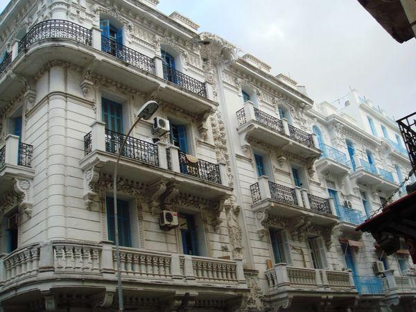 Nos beaux immeubles tunisois mon massir for Concevoir mon propre immeuble
