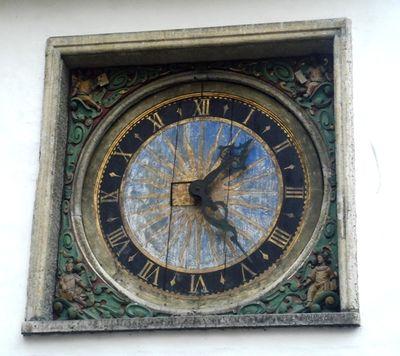 T Horloge