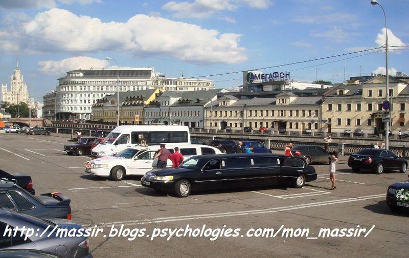 Arbre de l'amour Moscou 10