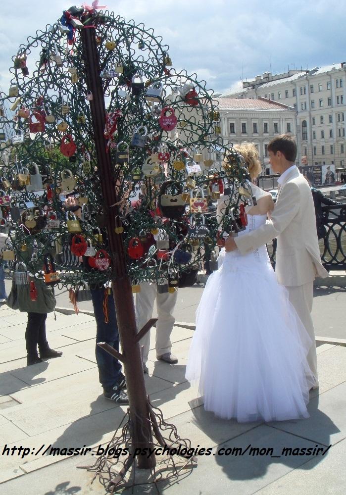 Arbre de l'amour Moscou 4