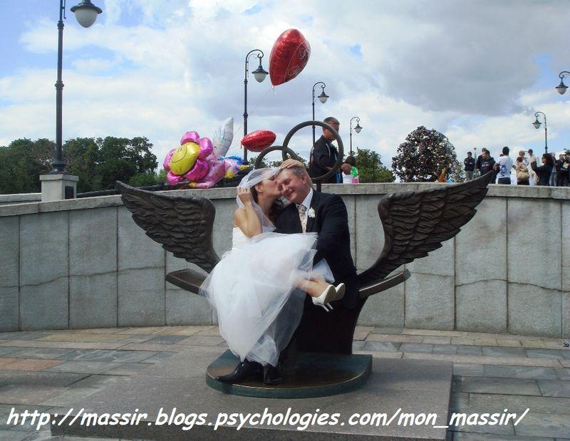 Arbre de l'amour Moscou 6
