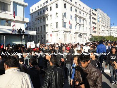 Manif des femmes 3 - Tunis