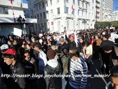 Manif des femmes 6 - Tunis