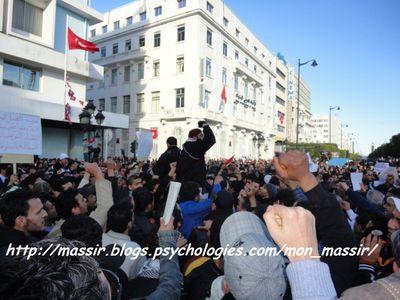 Manif des femmes 12 - Tunis