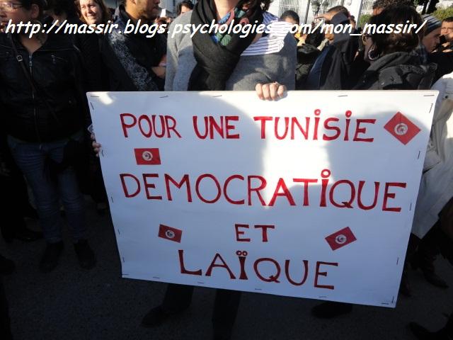 Manif des femmes 15 - Tunis