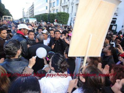 Manif des femmes 20 - Tunis
