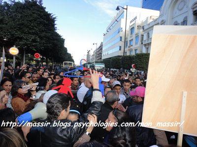 Manif des femmes 21 - Tunis