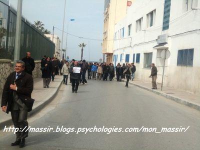 Marche laïcité Sousse 32