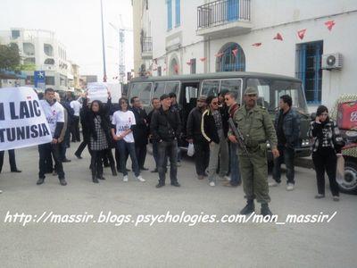 Marche laïcité Sousse 87