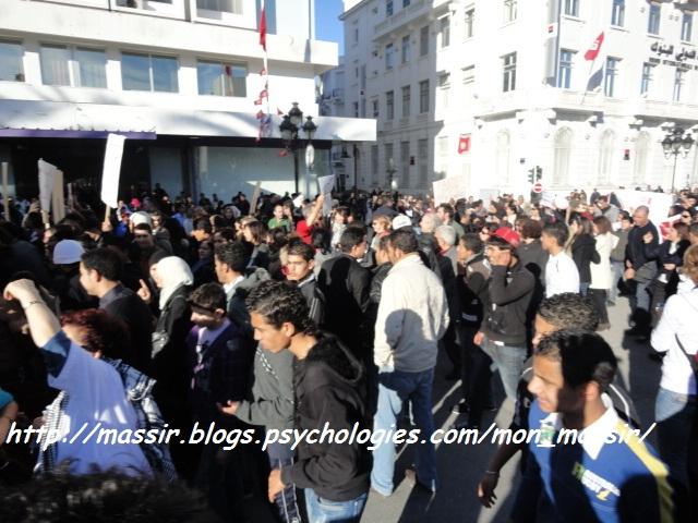 Manif des femmes 4 - Tunis