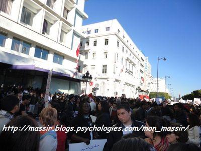 Manif des femmes 9 - Tunis