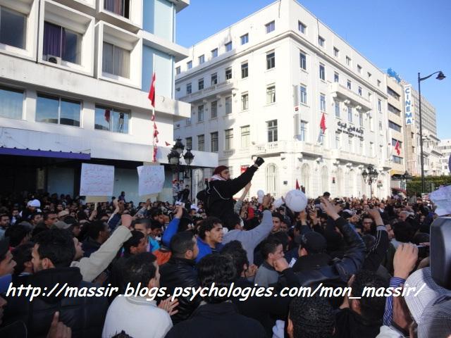 Manif des femmes 11 - Tunis