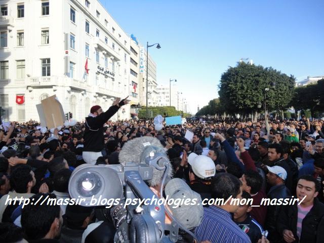 Manif des femmes 13 - Tunis