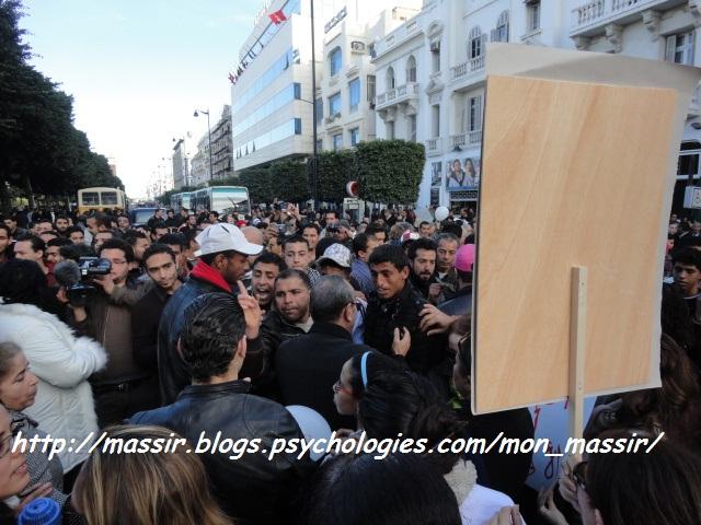 Manif des femmes 19 - Tunis