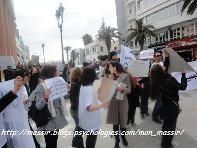 Marche laïcité Sousse 2