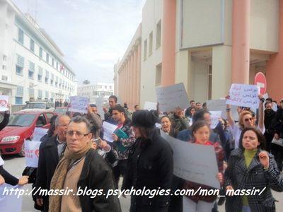 Marche laïcité Sousse 7