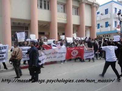 Marche laïcité Sousse 48