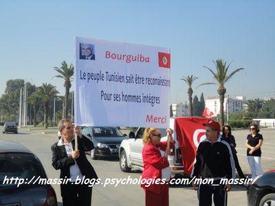 Hommage Habib Bourguiba 2