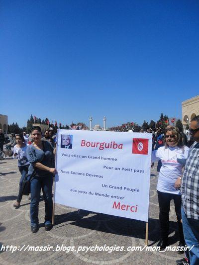 Hommage Habib Bourguiba 3
