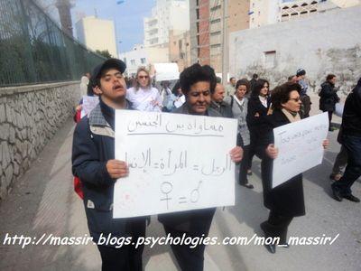 Marche laïcité Sousse 34
