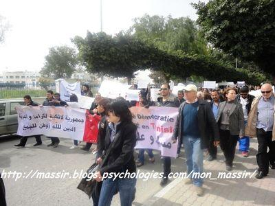 Marche laïcité Sousse 39