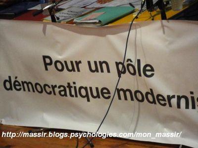 Pôle Démocratique Moderniste 16