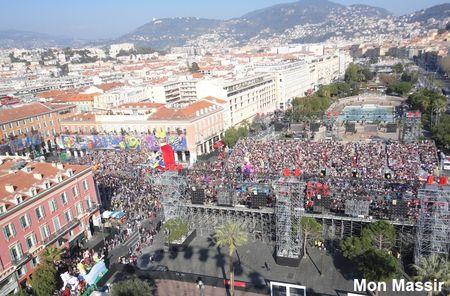 Carnaval de Nice 81