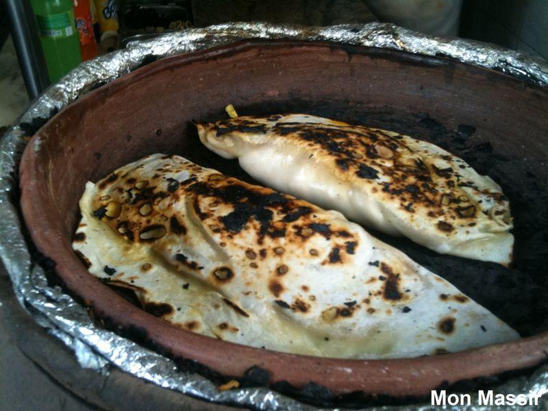 Chapati à la tunisienne 4