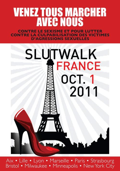 Slutwalk-france-poster