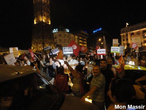 Marche des femmes du 13 Août 2012 01