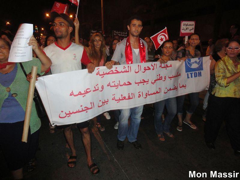 Marche des femmes du 13 Août 2012 07