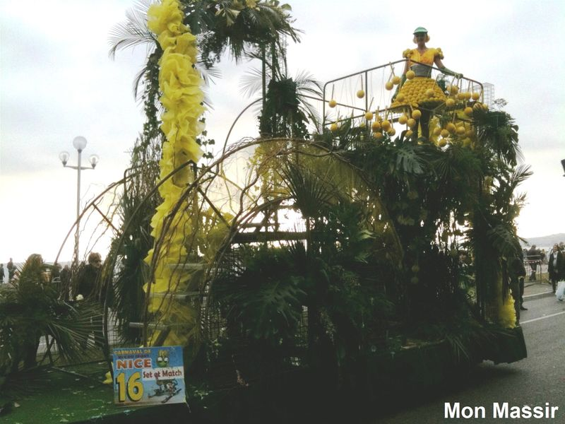 Carnaval de Nice 74