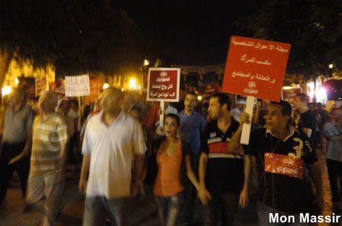 Marche des femmes du 13 Aout 2012 00