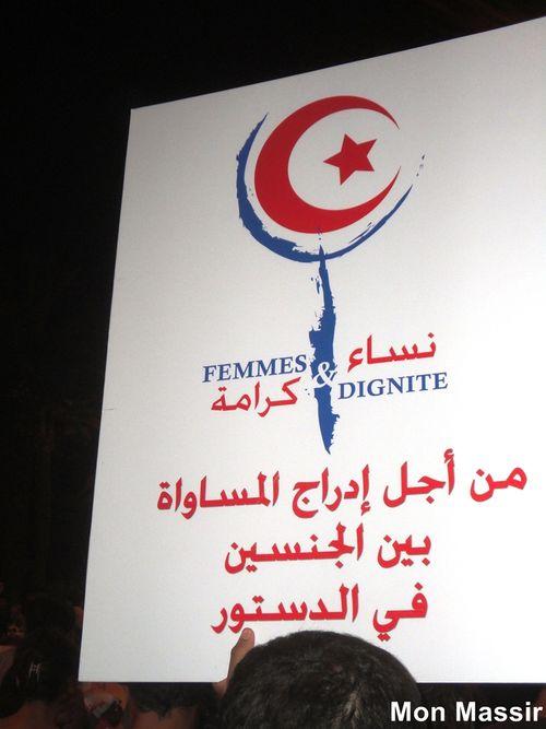 Marche des femmes du 13 Août 2012 05