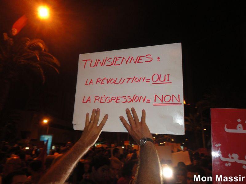 Marche des femmes du 13 Août 2012 06