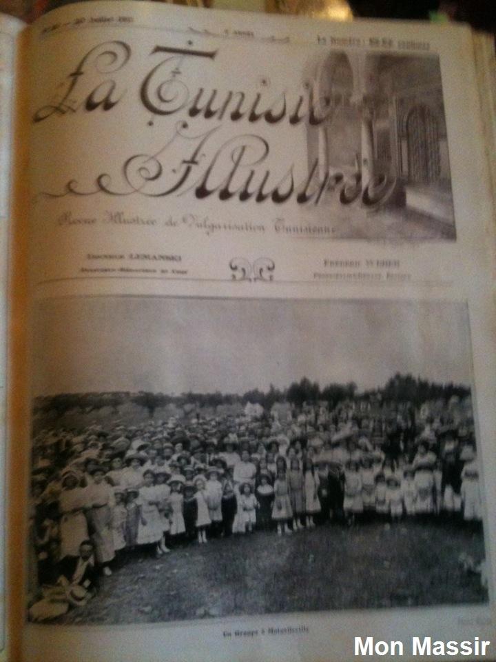 La Tunisie Illustrée 1911 4
