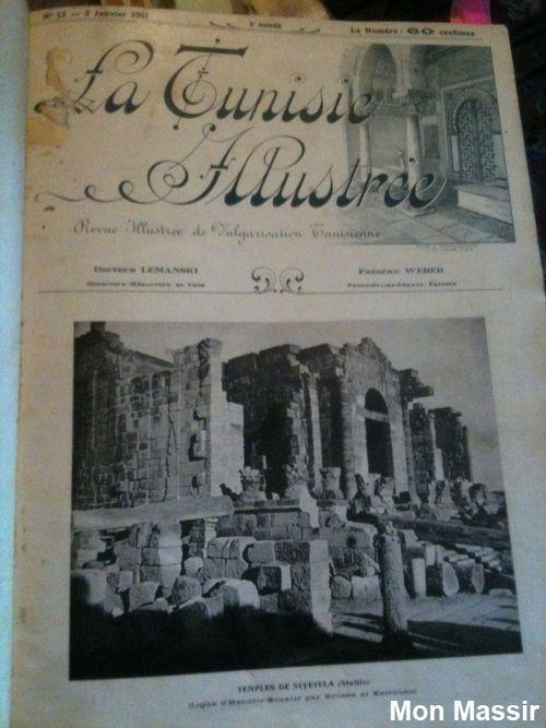 La Tunisie Illustrée 1911 3