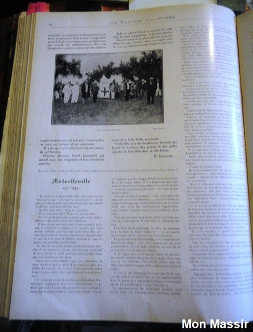 La Tunisie Illustrée 1911 2